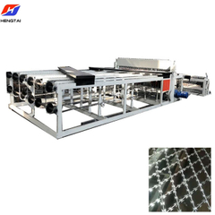 Razor Wire Mesh Welding Machine