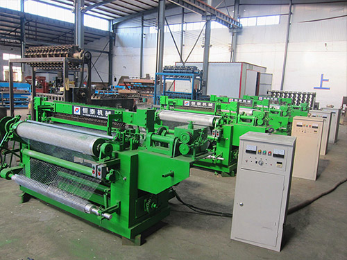0.4-1.2mm Fully Automatic Welded Wire Mesh Machine